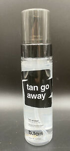 B.Tan Australian Fake Tan Eraser Tan Go Away No Scrubs Tanning Removal 6.7oz
