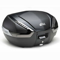 GIVI V47 Tech Monokey Topcase / Koffer  in Carbon Optik