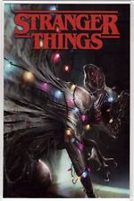 STRANGER THINGS #1 Francesco Mattina Exclusive Limited VARIANT Unread *HOT!* NM+