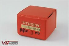 """Studer Playback Head 1/4"""" 2-Track. 1.317.626.00  A807 A810  New Old Stock. (3)"""