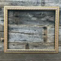 "Vintage Ornate Gold Picture Frame for ~ 19-1/2""x23-1/2"""