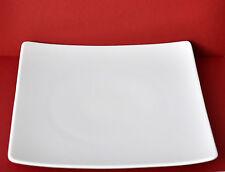 Rosenthal   6 x  Platzteller / Speiseteller / Sushi -Platte  31 cm  Weiß NEU