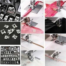 42Pcs/Set Presser Foot Feet For Brother Singer Janome Domestic Sewing Machine AU
