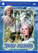 Snow Maiden [DVD] [1968] [NTSC] Snegurochka/Language: Language: English, Russian