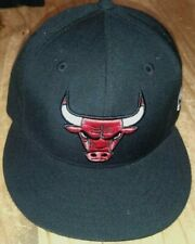 Chicago Bulls Adidas Fitted Hat JORDAN! PIPPEN! D-ROSE!