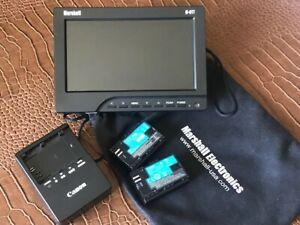 "Marshall M-CT7 7"" Portable Camera Monitor"