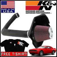 CARB APPROVED K/&N FIPK Performance Intake Kit 2010-2014 Camaro V6 3.6L