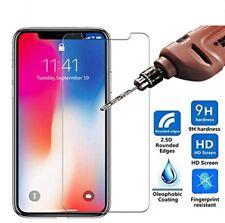protector de pantalla cristal templado iPhone X .XS envío desde España