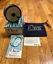 Orvis Madison 8 Fly Reel w/line