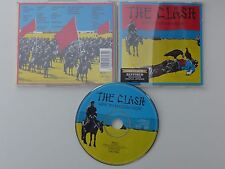 CD ALBUM  THE CLASH Give 'em enough rope 495346 2