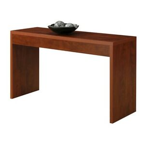 Convenience Concepts Northfield Hall Console Table, Cherry - 111091CH