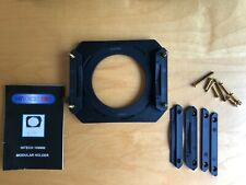 Hitech 100mm modular square filter holder with 72mm ring adapter