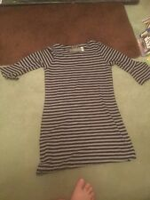 AVENUE LADIE'S STRIPED SIZE 10 SUMMER DRESS PERFECT HOLIDAY GIFT!