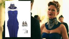 Killjoys Seyah Simms Jayne Lewis Screen Worn Dress Jewelry & Shoes Ep 110