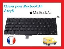 "Clavier AZERTY FR French France Apple MacBook Pro 13"" Unibody A1278 2009 a 2012"