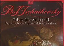 Wolfgang Sawallisch - Concertgebouw Orchester : Tschaikowsky Sinfonie Nr. 5 e-m