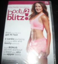 Michelle Bridges (Biggest Loser) Booty Blitz 2 (Australia Region 4) DVD – New