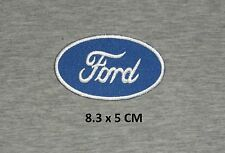 Vintage Team Ford Formula one F1 Racing Biker Iron/ Sew-on Embroidrd Patch/ Logo