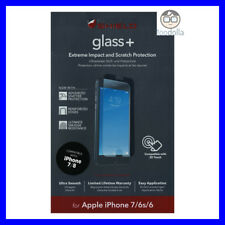 ZAGG InvisibleSHIELD Glass+, Tempered Glass Screen Protection, iPhone 6/6s/7 / 8