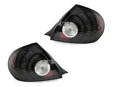 DEPO 03-05 DODGE NEON BLACK ALTEZZA STYLE LED REAR TAIL LIGHTS DOT/SAE NEW PAIR