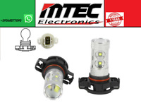 COPPIA LAMPADE PSX24W LED CANBUS PEUGEOT 208 // FIAT FREEMONT // JEEP COMPASS