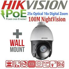 Hikvision IP PTZ Camera 2MP 1080P PoE Optical Digital Zoom 100M IR Night PanTilt