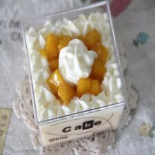 Clear Bakery Boxes w/ Lids & Spoons | for Jello/Parfait/Mousse/Tiramisu | 20cts