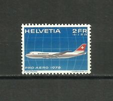 Suiza, 1972, ProAereo, Mi. 968, MNH