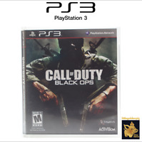 Call of Duty Black Ops  (2010)  Playstation 3 Case & Manual Tested Works A+