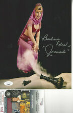 Barbara Eden I Dream of Jeannie autographed 8x10 out of the bottle  photo JSA*