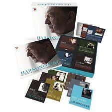 NIKOLAUS HARNONCOURT - HARNONCOURT-THE COMPLETE SONY RECORDINGS  65 CD NEU