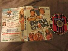 Deux en un des frères Farrelly avec Matt Damon, DVD, Comédie