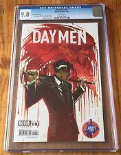 Day Men #1 – Larry's Comics Edition  (Boom! Studios) - CGC 9.8 (NM/M)
