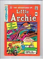 THE ADVENTURES OF LITTLE ARCHIE #35 1965 vintage comic