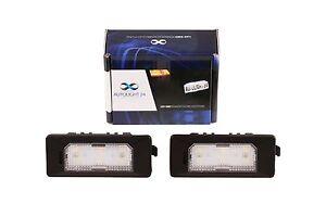 LED License Plate Light Audi Tt S Tt Rs 8J 806