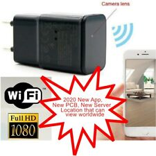 2020 New App 32Gb 1080P Wifi Security Mini Wall Charger Camera Plug