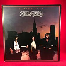 BEE GEES Living Eyes 1981 UK RSO label vinyl LP + INNER EXCELLENT CONDITION B