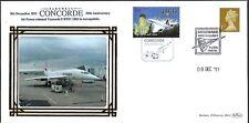 AVIATION :2011  CONCORDE 35th Anniversary of Air France return Concorde -BENHAM