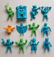 MOTU Masters of the Universe M.U.S.C.L.E. Figures  - Wave 2 - Complete Set