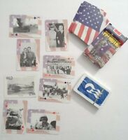 🔥1Bicycle Patriotic Tribute and Princess Cruise Playing Cards Lot of 2