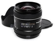 Mamiya Sekor AF 45mm F2.8 D Lens for 645 AFII III ZD Excellent/Mint Japan F/S