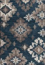 "2x8 Milliken Highland Star Batik Medallion Stylized Area Rug - Approx 2'1""x7'8"""