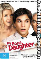My Boss's Daughter DVD NEW, FREE POSTAGE WITHIN AUSTRALIA REGION 4