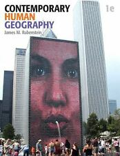 Contemporary Human Geography by James M. Rubenstein (2009, Paperback)