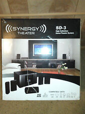 SYNERGY HOME THEATER SYSTEM  SD-3 HIGH DEFINITION  HT PRO SERIES LIMITED EDITION
