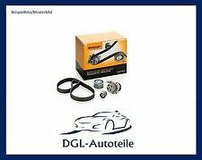 Conti Zahnriemen Ct908+Spannrolle+Wasserpumpe für Audi Seat Skoda VW 1,6 Golf456