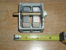Air Variable Condenser  2x 9-365 pF NOS made in Russia (#1)+(#2)