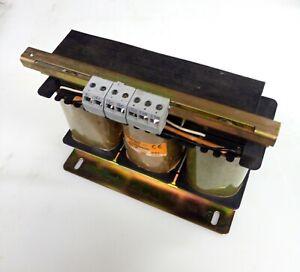 MULTILOGIC #(Three Phase)-(1500VA) Pri-(160VAC)Sec-(220) Auto Transformer.