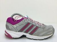 Adidas Furano Quest Grey Textile Sports Sneaker Trainers Women Size UK 5 Eur 38