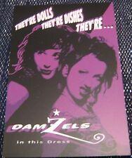 Advertising Damzels in this Dress The Edge at Magic Sands Expo Las Vegas - unpos